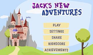 Jack's New Adventures скриншот 1