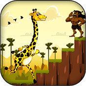 Giraffe Run иконка