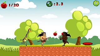 Giraffe Run скриншот 2