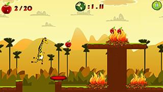 Giraffe Run скриншот 3