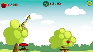 Giraffe Run скриншот 4