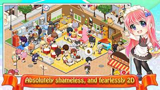 Moe Girl Cafe 2 скриншот 1