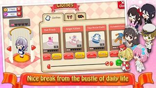 Moe Girl Cafe 2 скриншот 3