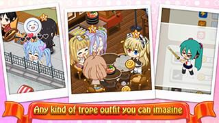 Moe Girl Cafe 2 скриншот 4