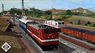 Indian Train Simulator скриншот 1