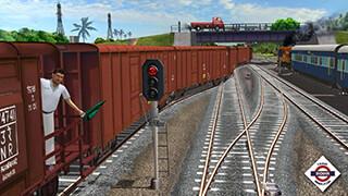 Indian Train Simulator скриншот 2