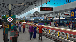 Indian Train Simulator скриншот 3