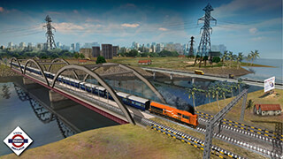 Indian Train Simulator скриншот 4