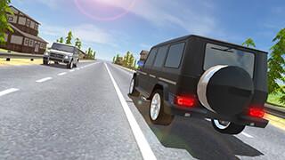 Offroad Car G скриншот 2
