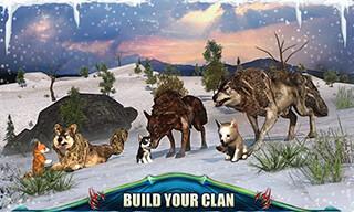Ultimate Wolf Adventure 3D скриншот 1