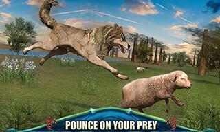Ultimate Wolf Adventure 3D скриншот 2