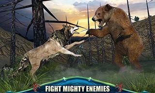Ultimate Wolf Adventure 3D скриншот 3