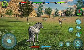 Ultimate Wolf Adventure 3D скриншот 4