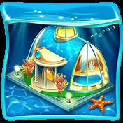 Aquapolis: Free City Building иконка