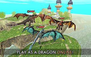 Dragon Sim Online скриншот 1