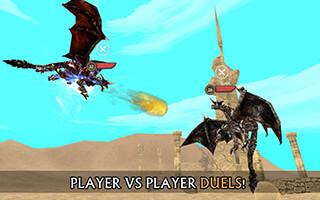 Dragon Sim Online скриншот 3