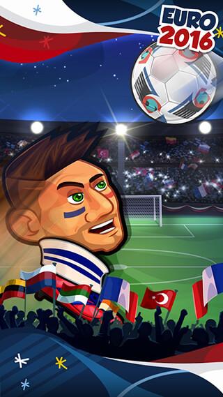Online Head Ball скриншот 1