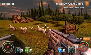 Hunting Safari 3D скриншот 1