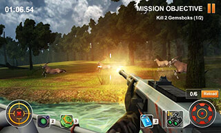 Hunting Safari 3D скриншот 2