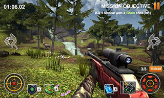 Hunting Safari 3D скриншот 3