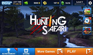 Hunting Safari 3D скриншот 4
