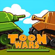 Toon Wars: Battle Tanks Online иконка