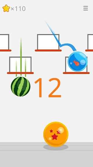 Ketchapp: Basketball скриншот 2