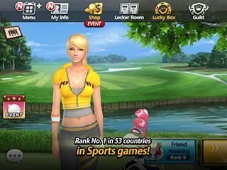 Golf Star скриншот 2