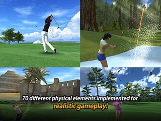 Golf Star скриншот 3