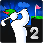 Super Stickman Golf 2 иконка