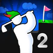 Super Stickman Golf 2 иконка