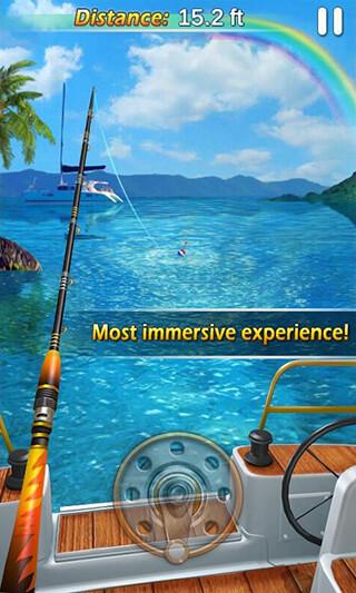 Fishing Mania 3D скриншот 1