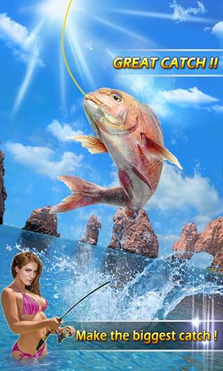 Fishing Mania 3D скриншот 2