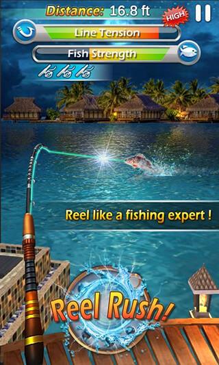 Fishing Mania 3D скриншот 3