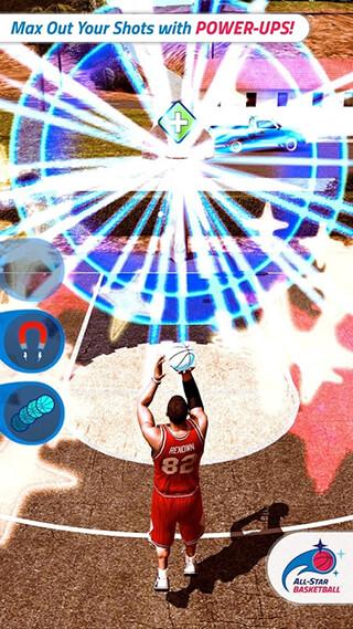 All-Star Basketball скриншот 2