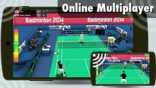Badminton 3D скриншот 2