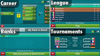 Badminton 3D скриншот 3