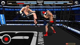 Kickboxing Fighting: RTC скриншот 3