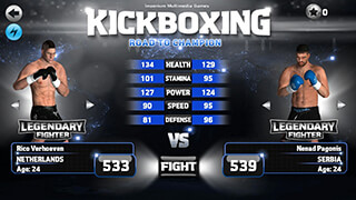 Kickboxing Fighting: RTC скриншот 4
