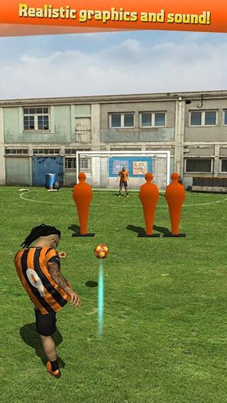 Street Soccer Flick скриншот 2