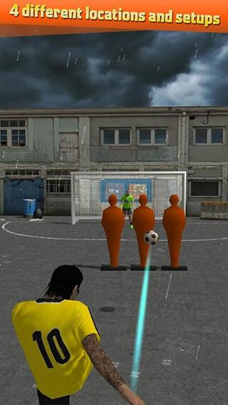 Street Soccer Flick скриншот 4