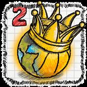 Doodle Basketball 2 иконка