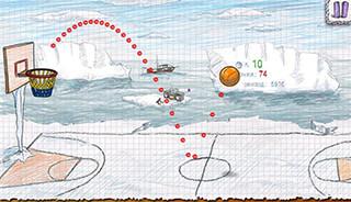 Doodle Basketball 2 скриншот 3