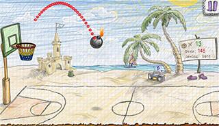 Doodle Basketball 2 скриншот 4