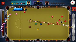 Snooker Billiard: 8 Ball Pool скриншот 1