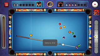 Snooker Billiard: 8 Ball Pool скриншот 2