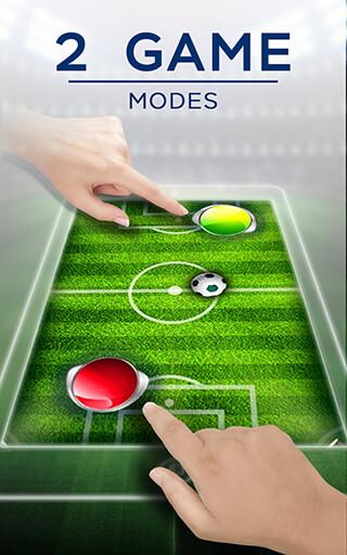 Mini Football 3: Soccer Game скриншот 1