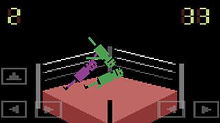 Wrassling: Wacky Wrestling скриншот 1