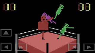 Wrassling: Wacky Wrestling скриншот 3