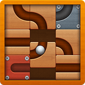 Roll the Ball: Slide Puzzle иконка